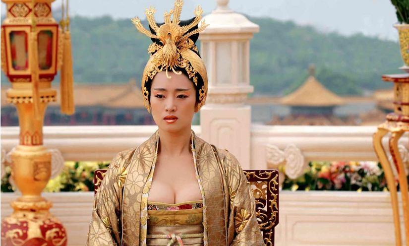 Ngẩn ngơ nhan sắc mỹ nhân cổ trang đẹp nhất màn ảnh Hoa ngữ 9