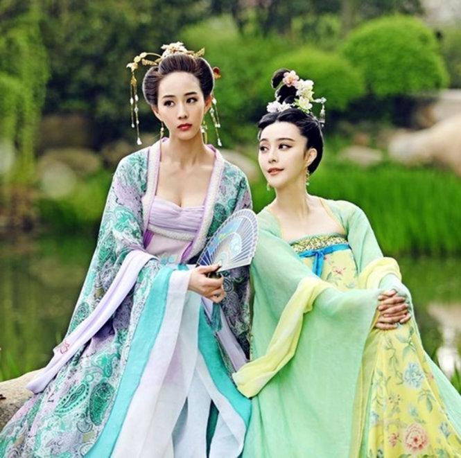 Ngẩn ngơ nhan sắc mỹ nhân cổ trang đẹp nhất màn ảnh Hoa ngữ 7
