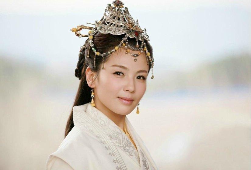 Ngẩn ngơ nhan sắc mỹ nhân cổ trang đẹp nhất màn ảnh Hoa ngữ 6