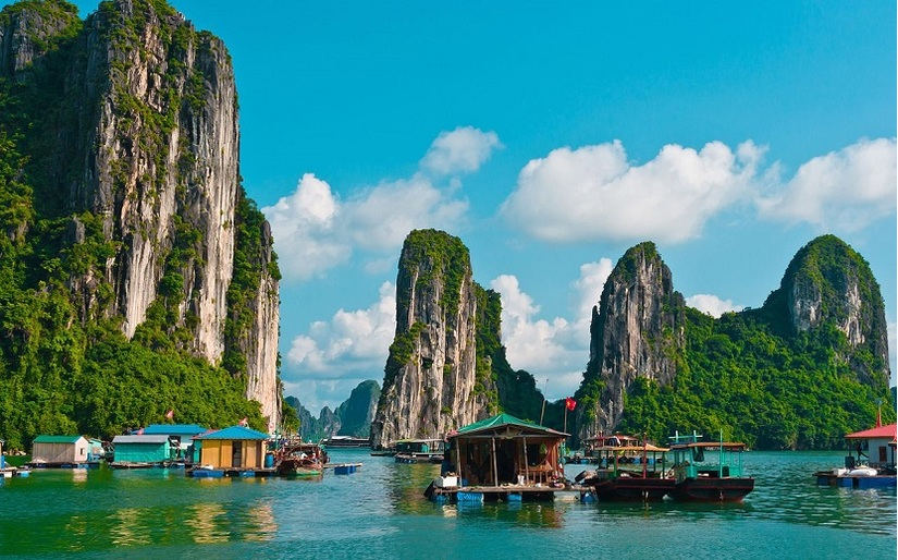 những địa điểm du lịch hấp dẫn nhất Việt Nam