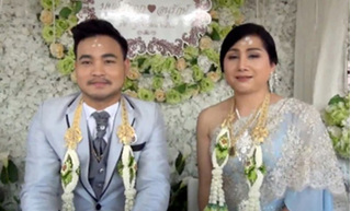 Chàng trai phẫu thuật chuyển giới cấp tốc để được làm cô dâu bên người yêu kém 12 tuổi