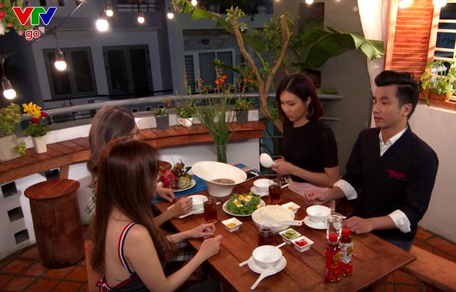 Mỹ nhân vào bếp: Diệu Nhi bị cả nhà hắt hủi