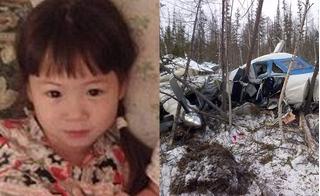Điều thần kì nào đã giúp bé 4 tuổi sống sót sau vụ rơi máy bay kinh hoàng ở Nga?