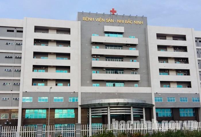 Bé trai 2 tháng tuổi tử vong tại Bệnh viện Sản nhi Bắc Ninh