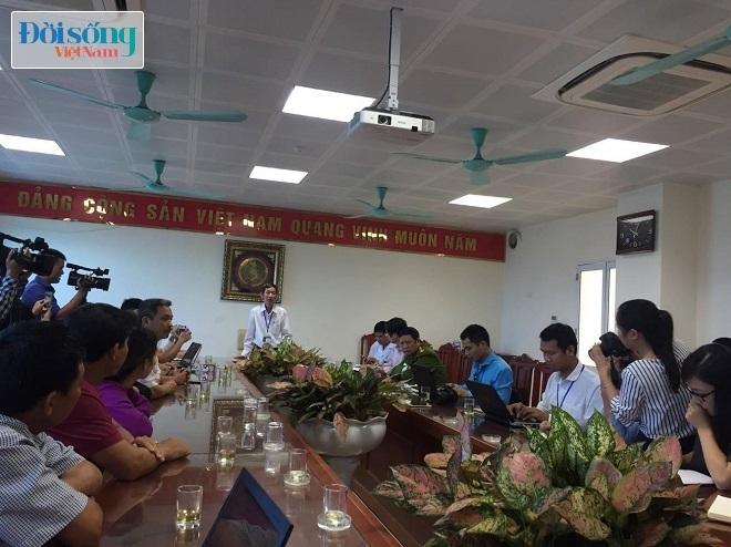 Bé trai 2 tháng tuổi tử vong ở Bệnh viện sản Nhi Bắc Ninh