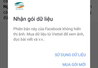 Khách hàng bức xúc vì facebook tung ứng dụng mới, truy cập phải tính phí