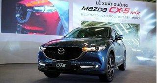 Mazda CX-5 mới ra mắt giá dưới 1 tỷ, không