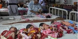 4 trẻ sơ sinh tử vong tại Bệnh viện Sản Nhi Bắc Ninh, bé nhỏ nhất 7 tháng tuổi
