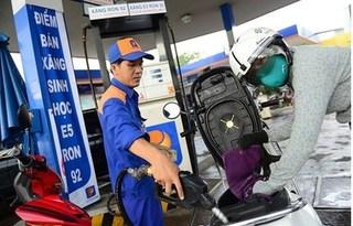 Giá xăng tăng hơn 400 đồng/lít từ 15h chiều nay