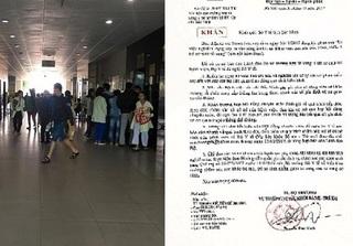 Bộ Y tế yêu cầu báo cáo vụ 4 trẻ sơ sinh tử vong tại Bệnh viện Sản Nhi Bắc Ninh