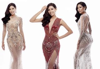 Hé lộ trang phục dạ hội chính thức của Á hậu Nguyễn Thị Loan tại Miss Universe 2017