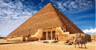 Những sự thật không ngờ về Kim tự tháp của người Ai Cập cổ đại