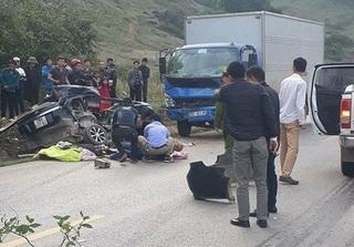 Vụ tai nạn khiến 4 người tử vong ở Sơn La: Tài xế vẫn đang hôn mê sâu