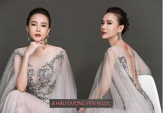 Dương Yến Ngọc bị chỉ trích vì xăm hình nhưng vẫn tham gia cuộc thi nhan sắc
