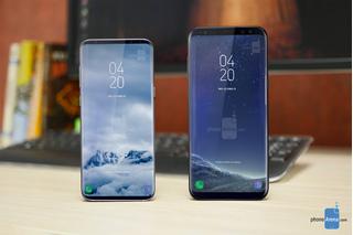 Hé lộ loạt cải tiến trên điện thoại Samsung Galaxy S9