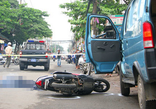 Điều tra vụ mở cửa ô tô gây chết người ở TP. HCM