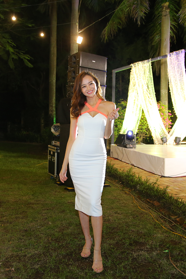 Dàn sao Việt nô nức dự đám cưới Khởi My và Kelvin Khánh8