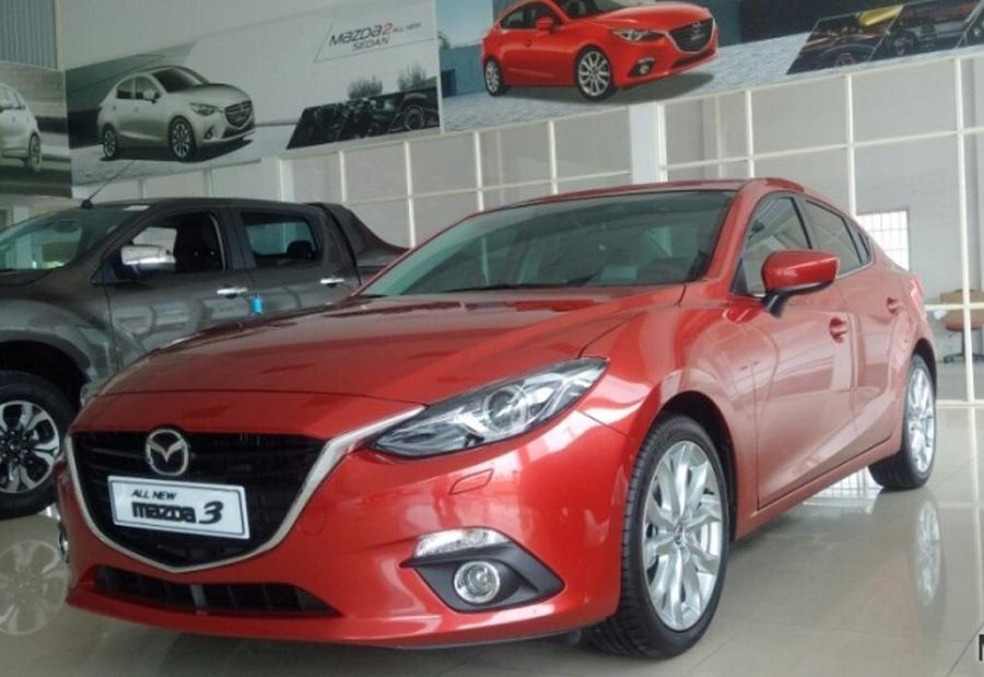 Khó lường xe Mazda đầu tháng tăng, giữa tháng đồng loạt giảm