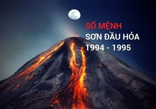 Tính cách và cuộc đời của người mệnh Sơn Đầu Hỏa sinh năm 1994 và 1995 có gì đặc biệt?