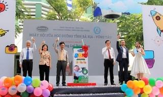 """Vinamilk 10 năm tiên phong và đồng hành cùng chương trình """"sữa học đường"""" vì một Việt Nam vươn cao"""