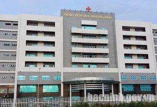 Khoa chăm sóc trẻ sơ sinh - Bệnh viện Sản Nhi Bắc Ninh tạm dừng hoạt động để khử khuẩn