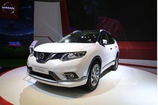Nissan X-Trail giảm giá