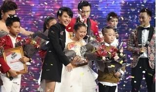 Học trò của Vũ Cát Tường đăng quang The Voice Kids 2017