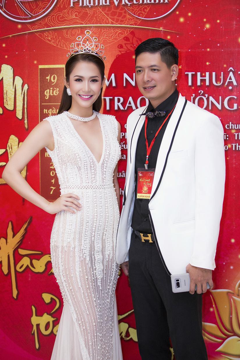 Hoa hậu Phan Thu Quyên