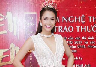 Hoa hậu Phan Thu Quyên: Nhiều khi tôi cũng chạnh lòng vì không nổi tiếng