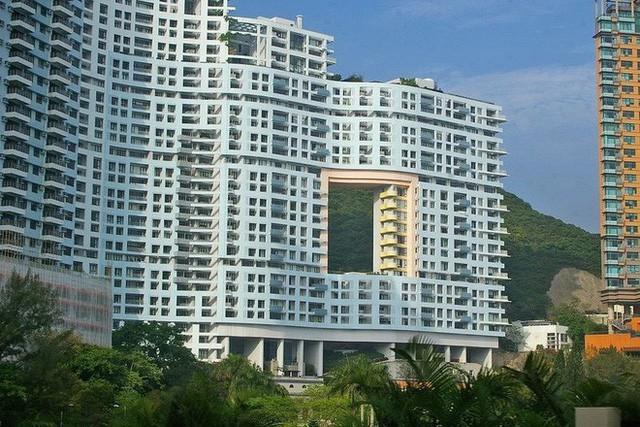 tòa nhà Hồng Kông