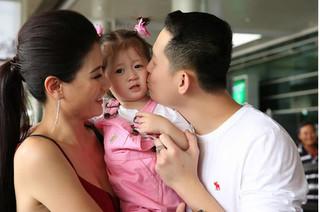 Trang Trần bất ngờ công khai cha đẻ của con gái sau 2 năm giấu kín