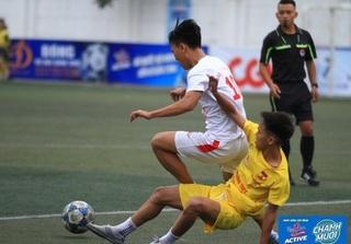 Hai đội bóng đầy duyên nợ gặp nhau ở chung kết Giải bóng đá học sinh Hà Nội tranh Cup Number 1 Active