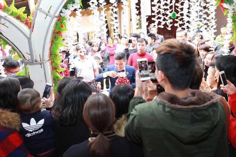Đám cưới ở Lạng Sơn, rước được dâu, nhà trai uống 100 chén rượu2