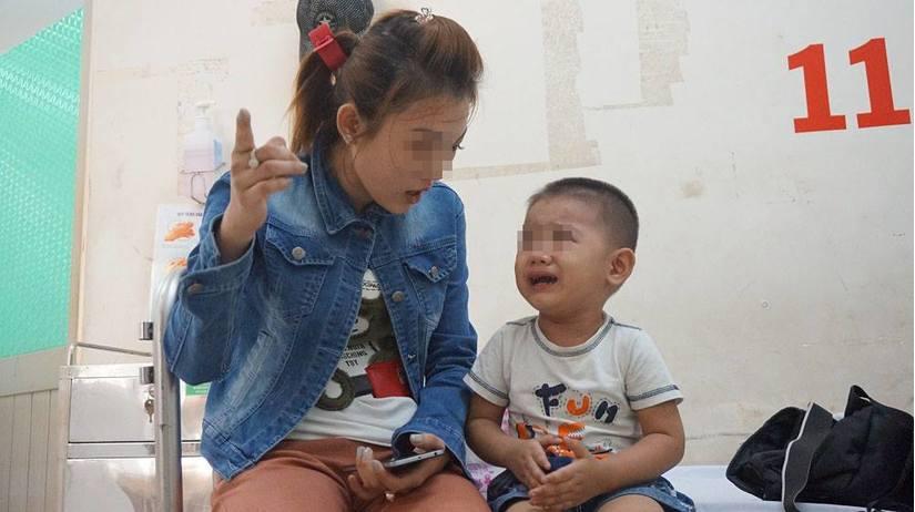 Bạo hành trẻ mầm non ở TP.HCM