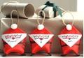 Cách làm đồ trang trí Giáng Sinh bằng giấy đơn giản
