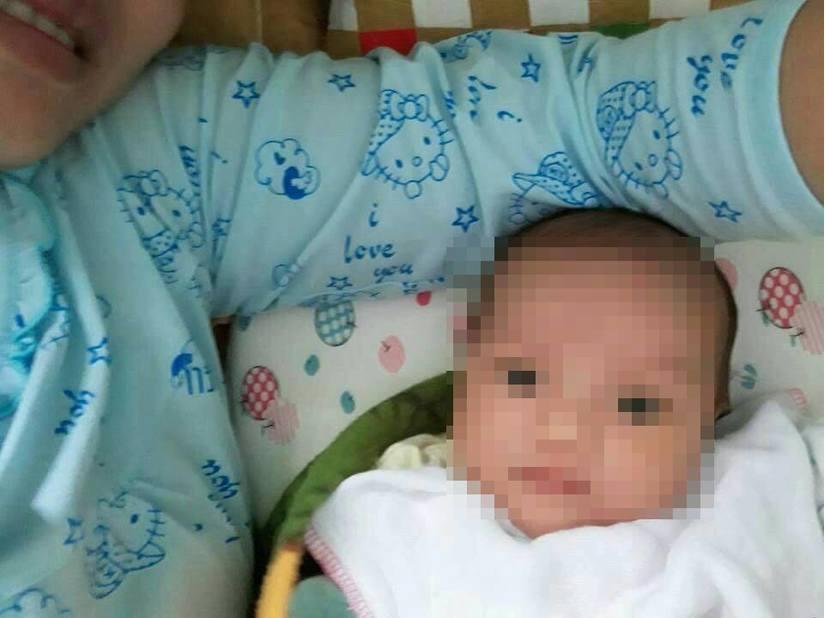 Bé gái 22 ngày tuổi bị bắt cóc rồi sát hại ở Thanh Hóa