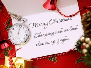 Lời chúc giáng sinh hay và ý nghĩa cho khách hàng