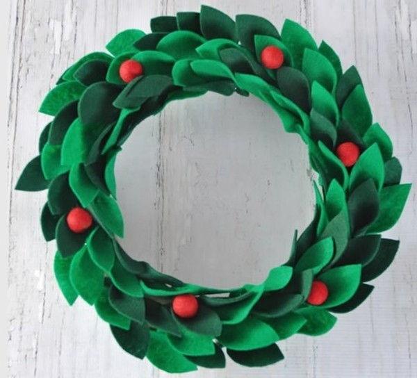 Hướng dẫn làm đồ trang trí Giáng Sinh handmade đẹp 3