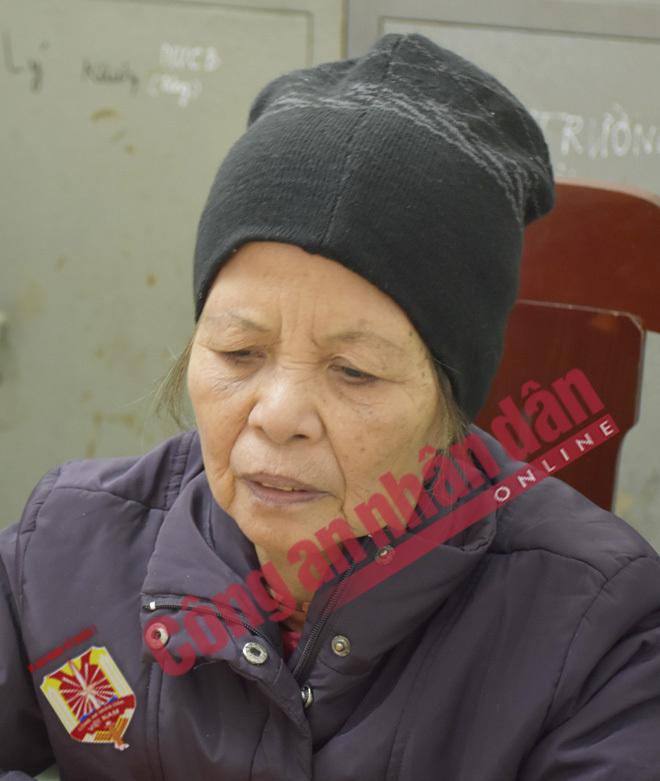 Bà nội là nghi can vụ cháu bé 22 ngày tuổi bị sát hại ở Thanh Hóa