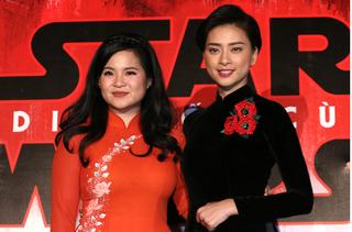 """Ngô Thanh Vân chia sẻ về việc đóng phim bom tấn """"Star Wars"""""""