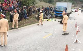 Tài xế trong vụ tai nạn 4 người chết ở Sơn La đã tử vong