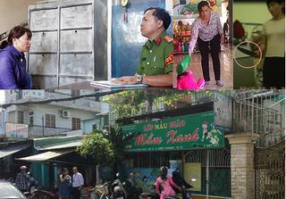 Vụ bạo hành trẻ em ở TP.HCM: Một bảo mẫu đến trình diện công an