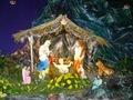 Ý tưởng trang trí hang đá Giáng Sinh cho nhà thờ đẹp lung linh