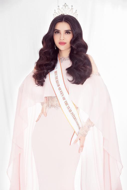 Á hậu Diệu Thuỳ bất ngờ được chọn đi thi quốc tế thay Hoa hậu Đại Dương