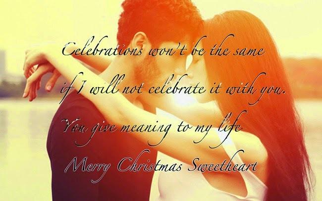 Lời chúc giáng sinh ngắn gọn mà vẫn hay cho người yêu