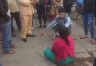 Bế tắc vì nghèo khó, người phụ nữ nhảy cầu tự tử