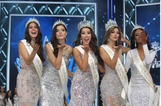 Á hậu Khánh Phương lọt top 25, Hàn Quốc đăng quang Miss Supranational 2017