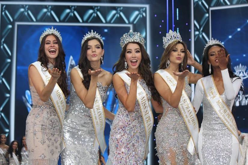 Tân Hoa hậu Siêu quốc gia bị chê má phính, thần sắc kém thanh toát