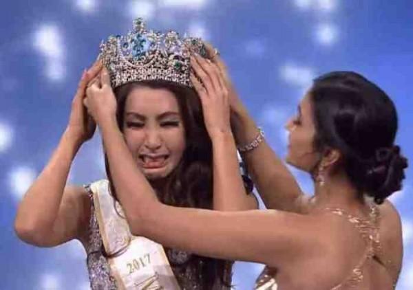 Tân Hoa hậu Siêu quốc gia bị chê má phính, thần sắc kém thanh toát 1