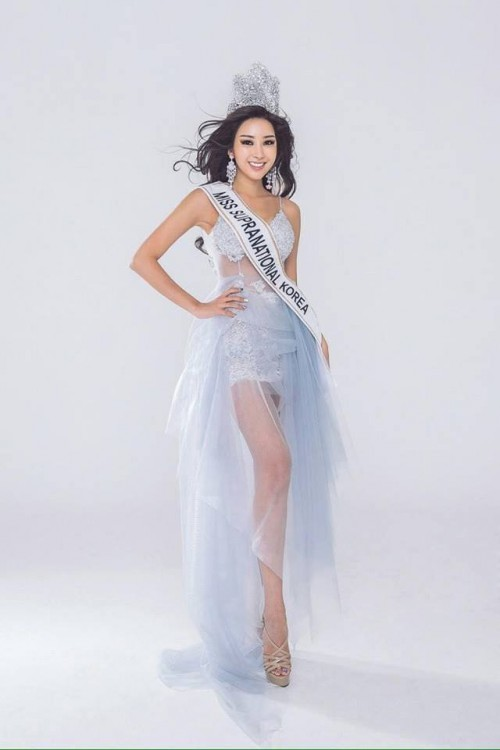 Tân Hoa hậu Siêu quốc gia bị chê má phính, thần sắc kém thanh toát 10